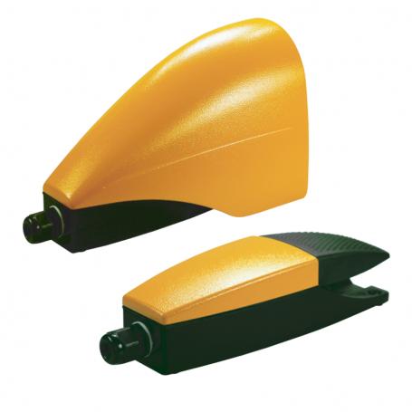 6255 / Interruptor de pedal de alta resistencia HEAVY DUTY - MISTRAL