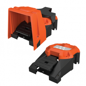 6256 / Interruptor de pedal neumático de alta resistencia HEAVY DUTY