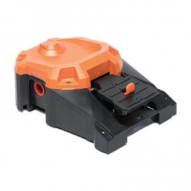 6256 / Interruptor de pedal de alta resistencia HEAVY DUTY con Bloqueo de pedal (como opción de seguridad)