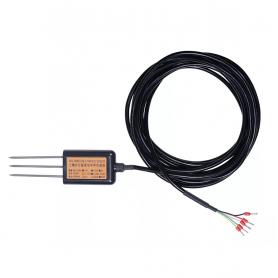 101990667 / Industrial Soil Moisture & Temperature & EC Sensor MODBUS-RTU RS485 (S-Soil MTEC-02A)