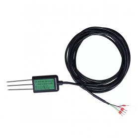 101990668 / Industrial Soil Moisture & Temperature Sensor MODBUS-RTU RS485 (S-Soil MT-02A)