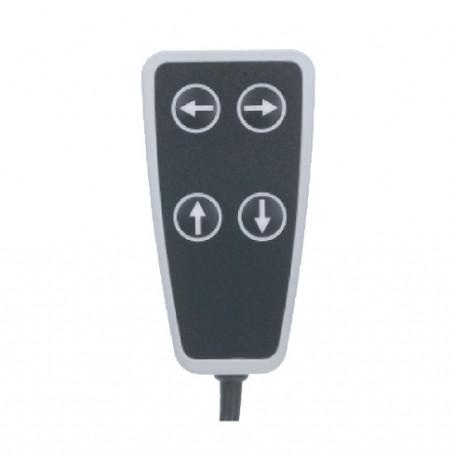 6310 / Control manual eléctrico | Interruptores eléctricos de control manual (Clasificación IP68)