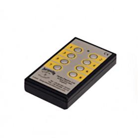 6310-7181-1600 / Control Manual Infrarrojo 8 canales