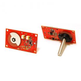 P503 / Conjunto de sensor giratorio plano (Ángulo requerido entre 15° y 160°)