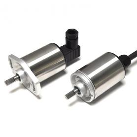 G500 / Sensor de posición giratorio (Ángulo requerido entre 16° y 160°)