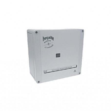 6311-1115-1510 / Control remoto infrarrojo: 1 canal con receptor remoto. Suministro 12V DC/9V AC