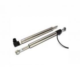 G117 / Sensor de posición lineal de línea delgada (Recorrido eléctrico de 0-5 mm a 0-350 mm)