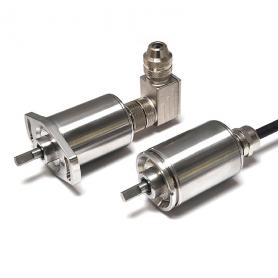 E500 / Sensor rotatorio industrial (Ángulo requerido entre 16° y 160°)