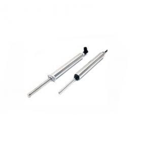 E138 / Sensor de posición lineal de línea delgada de carrera media (Recorrido eléctrico de  0-51 mm a 0-100 mm)