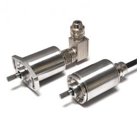 H500 / Sensor rotatorio (Ángulo requerido entre 16° y 160°)