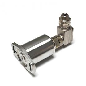 H603 / Sensor de inclinación de ángulo grande - Protección EMC total (Ángulo requerido entre 15° y 160°)