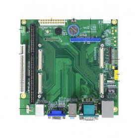 VDX3-ETX-I-DEV Series / Placa de desarrollo para módulos embebidos con Procesador Vortex86DX3 1Ghz
