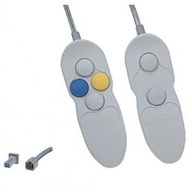 6451 / Control neumático manual con botones suaves