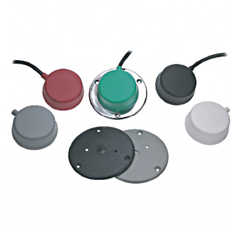 6431 / Interruptores de fuelle de pie