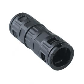 5602.021.221 / Conector Reductor de acoplamiento con acople rápido V0 (UL 94) - Diám. Ext. Ø 21.2 mm