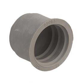 5030.012.016 / Manguito de transición de conducto a cable V0 (UL 94) - Diám. Ext. Ø 21.2 mm