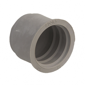 5030.012.029 / Manguito de transición de conducto a cable V0 (UL 94) - Diám. Ext. Ø 34.5 mm