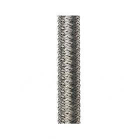 4110.701.017 / Conducto metálico protector NO ESTANCO a líquidos EMC - Diámetro externo Ø 21 mm