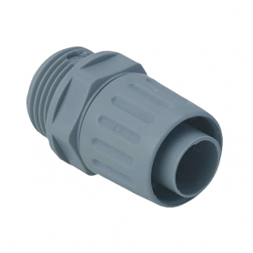 5020.014.032 / Conectores giratorios para conductos sintéticos Airflex - Diam. Ext. 27 mm / M32x1.5