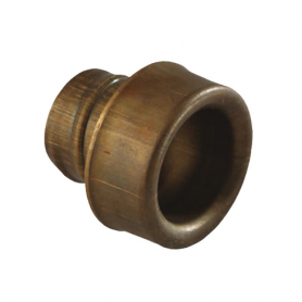 5031.035.011 / Buje estabilizador de latón para prensaestopas de conducto Diám. Tubo: Ext. 17 mm / Int. 12 mm]