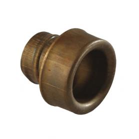 5031.035.021 / Buje estabilizador de latón para prensaestopas de conducto Diám. Tubo: Ext. 27 mm / Int. 20 mm]