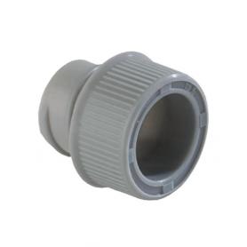 5020.030.021 / Buje estabilizador sintético para prensaestopas - Diám. Tubo: Ext. 27 mm / Int. 21.0 mm]