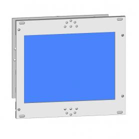 "D057-000-00/00 Series / Monitor Industrial 5,7"" multimedia  [ 5.7"" ] Pantalla táctil resistiva"