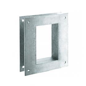 A8001CONT / Bastidor SB/Cont _x000D_, galvanizado - Acero en ángulo - Al Ext. 357mm / An Ext. 240mm / Prof Ext. 60mm (4.1 kg)