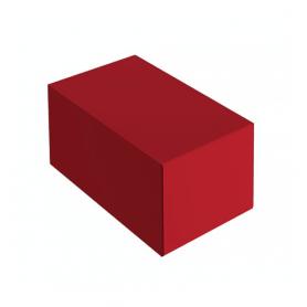 S20150 / Módulo FB rectangular como pieza de relleno - Al 15 mm / An 15 mm / Prof 60 mm