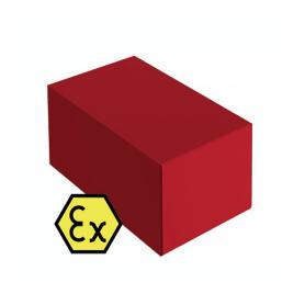 SX20400 / Módulo FB-EX rectangular como pieza de relleno - Al 40 mm / An 40 mm / Prof 60 mm