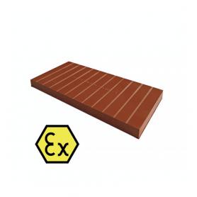 SX21210 / Módulo MFB-EX en capa como pieza de relleno - Al 10 mm / An 120 mm / Prof 60 mm
