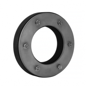 GPD 150.112.60 / Sello para tubería Estándar - Diámetro exterior: 150 mm / Ø taladro: 150-152 mm /Profundidad: 60 mm