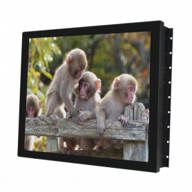"""D104-000-00/00 / Open Frame de 10.4"""" - High Contrast color TFT LCD Monitor support resolution up to SVGA (800x600)"""