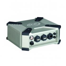 ICE-104 / Chasis para tarjetas de formato PC104