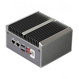QBiX-WHLA8265H-A1 Series / PC Industrial Embebido Intel® Core™ i5-8265U