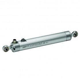 LWX / Transductor de posición lineal (Hasta 750mm de carrera) IP67