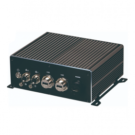 QBiX-WP-APLA3940H-A1 Serie / PC Industrial Embebido IP67 - IP67 - Industrial water proof system Intel® Atom® x5-E3940 Processor