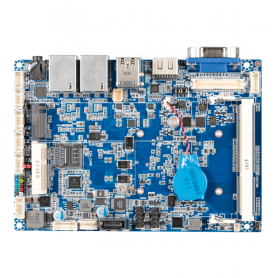 """QBiP-1900AT / 3.5"""" SubCompact Wide Temperature Embedded Motherboard with Intel® Celeron® J1900 Processor"""