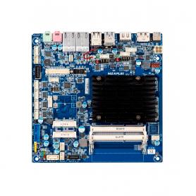 iTXL-3350A / Thin Mini-ITX Embedded Motherboard with Intel® N3350 Processor