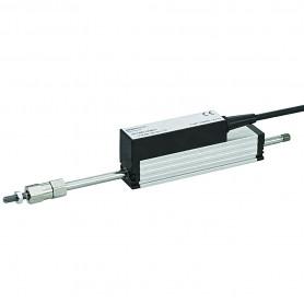 TE1 / Transductor de posición lineal (150 mm de carrera máxima) 0-10V o 4-20mA