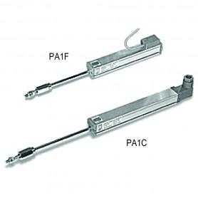 PA1 / Sensores de posición de movimiento lineal (10mm - 450mm)