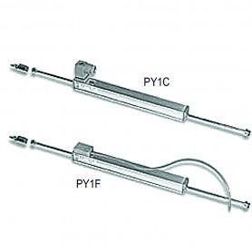PY1 / Sensores de posición de movimiento lineal (10mm - 450mm)