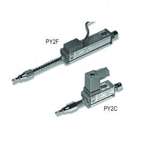 PY2 / Sensores de posición de movimiento lineal (10mm - 50mm)