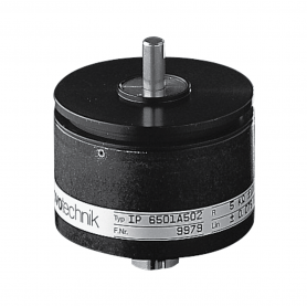 IP6000 - Posición rotativa / Sensor de posición rotativa (6mm Ø Eje)