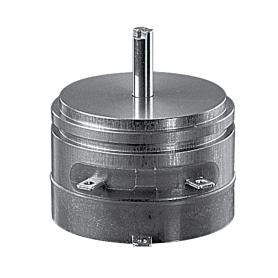 P2200 / Sensor de posición rotativa (3mm Ø Eje)