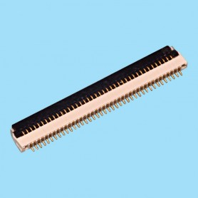 "0526 / Conector acodado para cinta flexible SMD - Paso 0.50 mm (0.020"")"