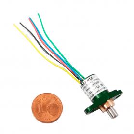 Euro-CMRS / Micro sensor giratorio de efecto Hall