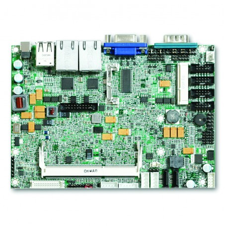 "PEB-2781VG2A / Tarjeta industrial embebida 3.5"""