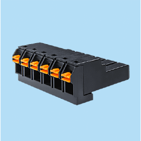 BC015030 / Plug - socket pluggable anti-vibration - 6.35 mm