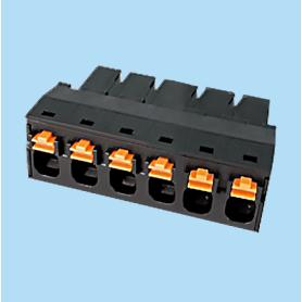 BC015040 / Plug - socket pluggable anti-vibration - 5.08 / 6.35 / 7.50 mm